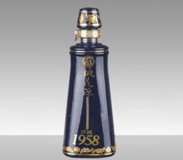 IS容器玻璃成型工艺影响了白酒瓶生产